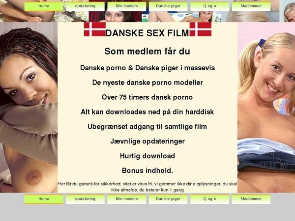 Dksexfilm.com Premium Account