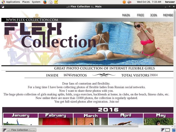 Flex Collection Join Again