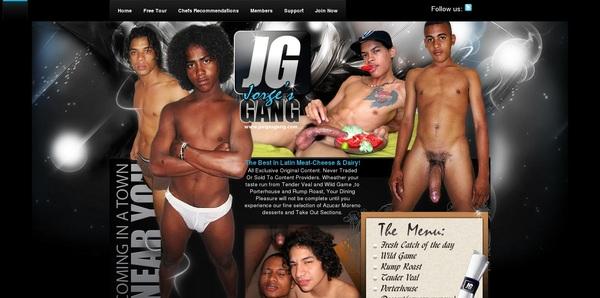 Jorges Gang Password Details