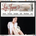 Legsjapan Password Login