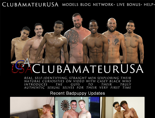 Register Clubamateurusa.com