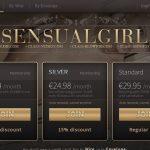 Sensualgirl.com Renew Membership