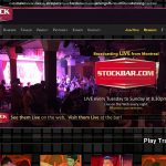Stock Bar Password Generator