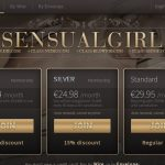 Sensual Girl Password Account