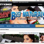 Big Naturals Login Info