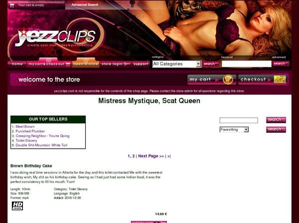Mistress Mystique, Sc Paypal Discount