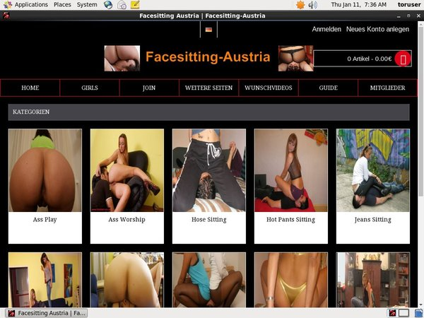 Facesittingaustria Accounts Free