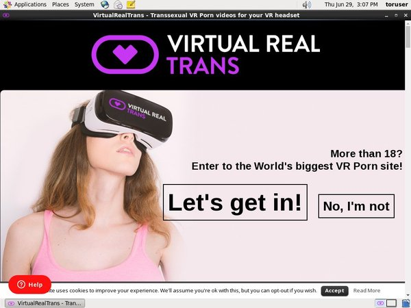 Virtualrealtrans.com Login Passwords