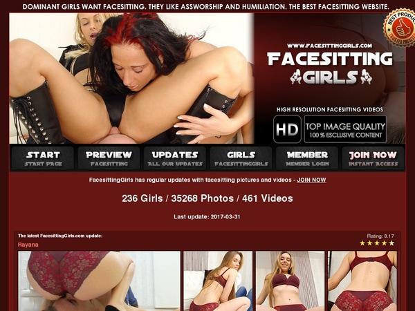 Facesitting Girls Reduced Price